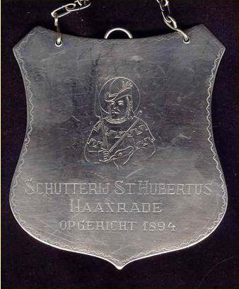 003-Koningplaqette St.Hubertus