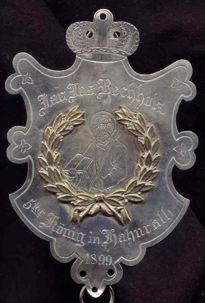 1899 Jac. Jos .Bechholz